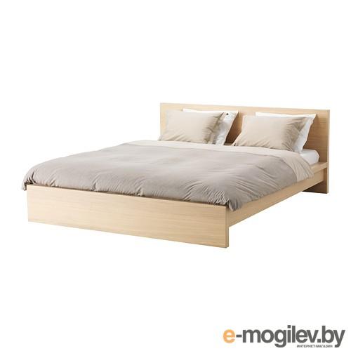 Каркас кровати, низкий МАЛЬМ