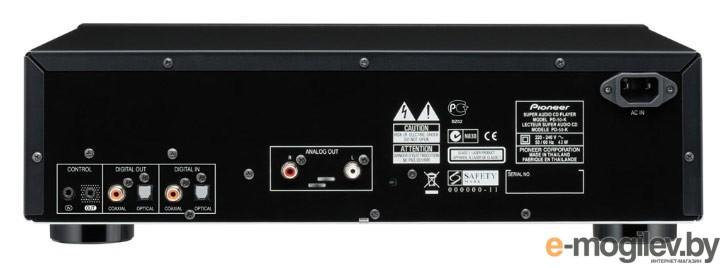 Pioneer PD-50-K  black
