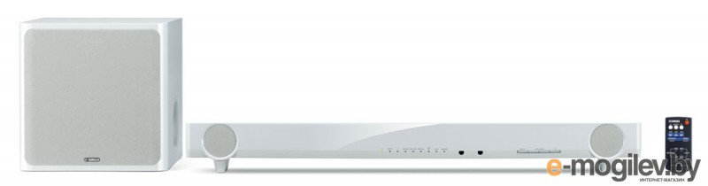 Yamaha YAS-201  White