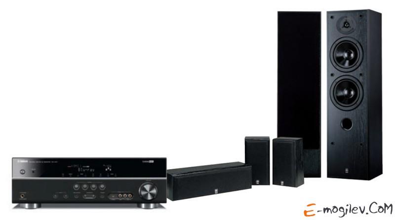 Yamaha MovieSet 371 черный (RX-V371 bl + комплект акустики 5.0)