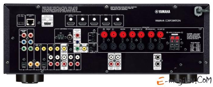 Yamaha HTR-6065 7.2 Черный