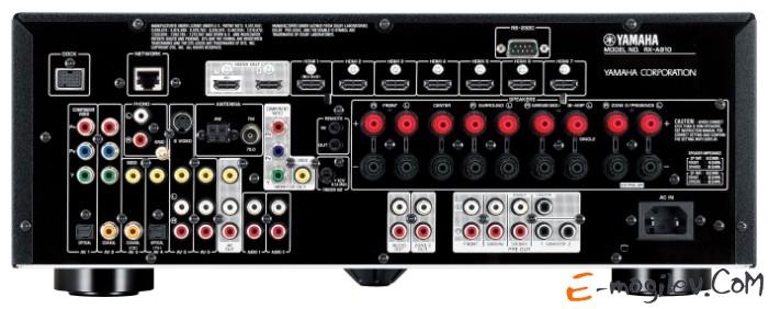Yamaha RX-A810 черный