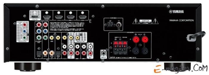 Yamaha RX-V373 черный