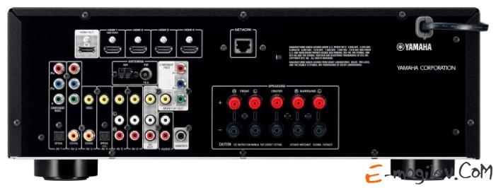 Yamaha RX-V473 черный