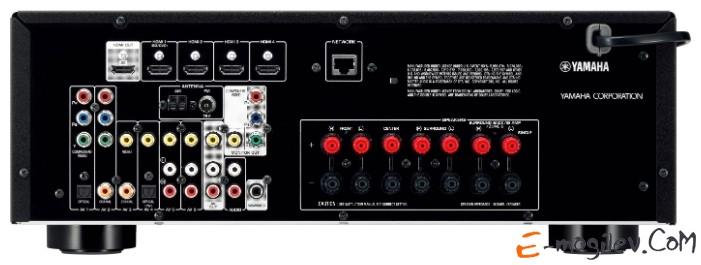 Yamaha RX-V573 черный