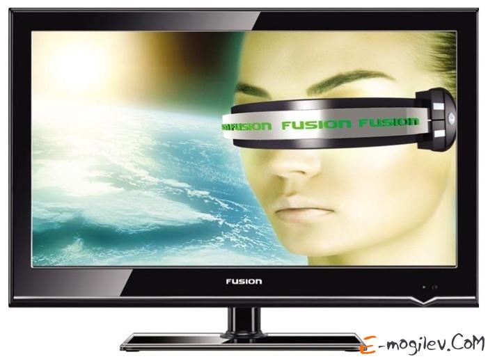"""Fusion 15.6"""" FLTV-16T9 black"""