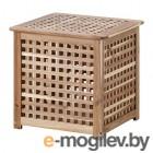 Журнальный столик Ikea Хол (акация) [701.613.20]