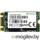 Transcend MTS400 (TS64GMTS400) SSD 64 Gb M.2 2242 B&M 6Gb/s