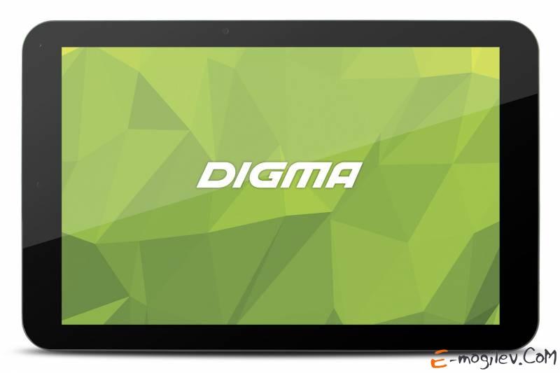 """Digma Platina 10.2 4G MSM8926 (1.4) 4C/RAM1Gb/ROM16Gb 10.1"""" Black/Grey"""