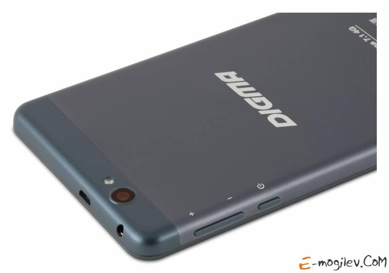 Digma Platina 7.1 4G MSM8926 Dark Blue