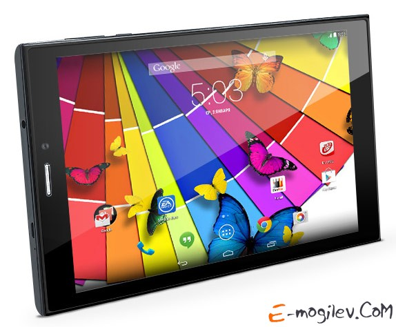 "Explay STYLE Cortex A7 4C/RAM1Gb/ROM8Gb 8"" IPS 1280x800/3G/WiFi/BT/GPS/Android 4.2/Black"