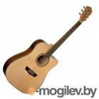Электроакустическая гитара Washburn WD7SCE
