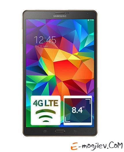Samsung Galaxy Tab S SM-T705 (SM-T705NHAASER)
