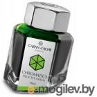 Флакон с чернилами Carandache CHROMATICS Delicate Green (8011.221) чернила: зеленый (50мл)