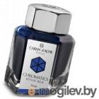 Флакон с чернилами Carandache CHROMATICS Iddyllic Blue (8011.140) чернила: синий (50мл)