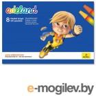 Adel Adeland 428-0817-100 шестиугольные 11,5mm 8 цветов коробка