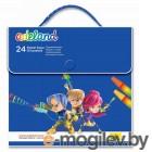 Adel ADELAND 428-1824-100 шестиугольные 24 цвета пластиковая сумочка