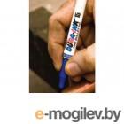 Маркер перманентный фетровый СИНИЙ DURA-INK 15 (толщина линии 1.5 мм) (MARKAL)