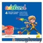Adel ADELAND 234-0630-100 4 цвета картонная суперобложка