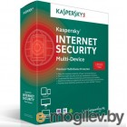 Kaspersky IS Multi-Device 2015. 5-Device 1 year Base License