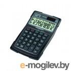 Калькулятор citWR-3000 12 разрядов черный двойное питание водонепроницаемый