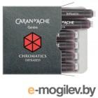 Картридж Carandache CHROMATICS Infrared (8021.070) для перьевых ручек (упак.:6шт)