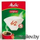 Фильтр Filtero №2/40 белый для кофе