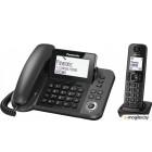 Panasonic KX-TGF310RUM Black