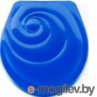Крышка для унитаза ОРИО КУ2-5 (темно-синий)