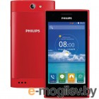 Philips S309 Dual Sim (Red)