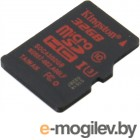 Kingston (SDCA3/32GBSP) microSDXC 32Gb UHS-I U3