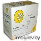 LANMASTER LAN-5EUTP-GY серый