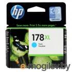 HP CB323HE (№ 178XL) Blue, PS C5383/C6383/D5463