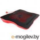 Crown CMLS-1001 черная/красная