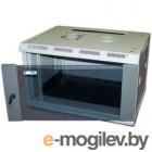 Шкаф TWT (TWT-CBW2-15U-6x4) настенный 2. 15U 600x450. стеклянная дверь