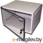 Шкаф TWT (TWT-CBWL-15U-6x4) настенный Lite. 15U 600x450. стеклянная дверь