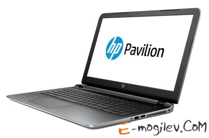 HP Pavilion 15-ab009ur Core i7 5500U/4Gb/1Tb/SSD8Gb/DVD-RW/nVidia GeForce 940M/15.6Windows 8.1 64/Silver