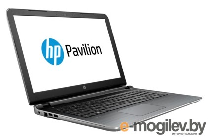"HP Pavilion 15-ab011ur Core i3 5010U/8Gb/1Tb/DVD-RW/Intel HD Graphics R7 M360/15.6""/Windows 8.1/Silver"