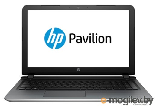 HP Pavilion 15-ab025ur Core i5 5200U/6Gb/500Gb/ DVD-RW/nVidia GeForce 9400M /15.6/Windows 8.1/Silver