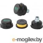 Фильтр воздушный для компрессора ECO (1/2, бумажн. фильтроэлемент, корпус - метал)