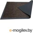 Грязезащитный коврик Kleen-Tex Entrance 85x150 (черно-коричневый)