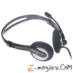 DEXP H-200 Black/Grey
