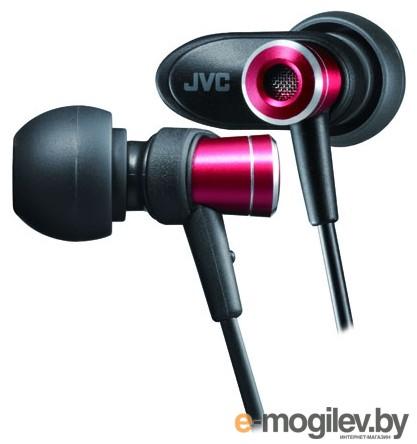 JVC HA-FXC51-R Black/Red