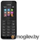 Мобильный телефон Nokia 105 Dual (черный)