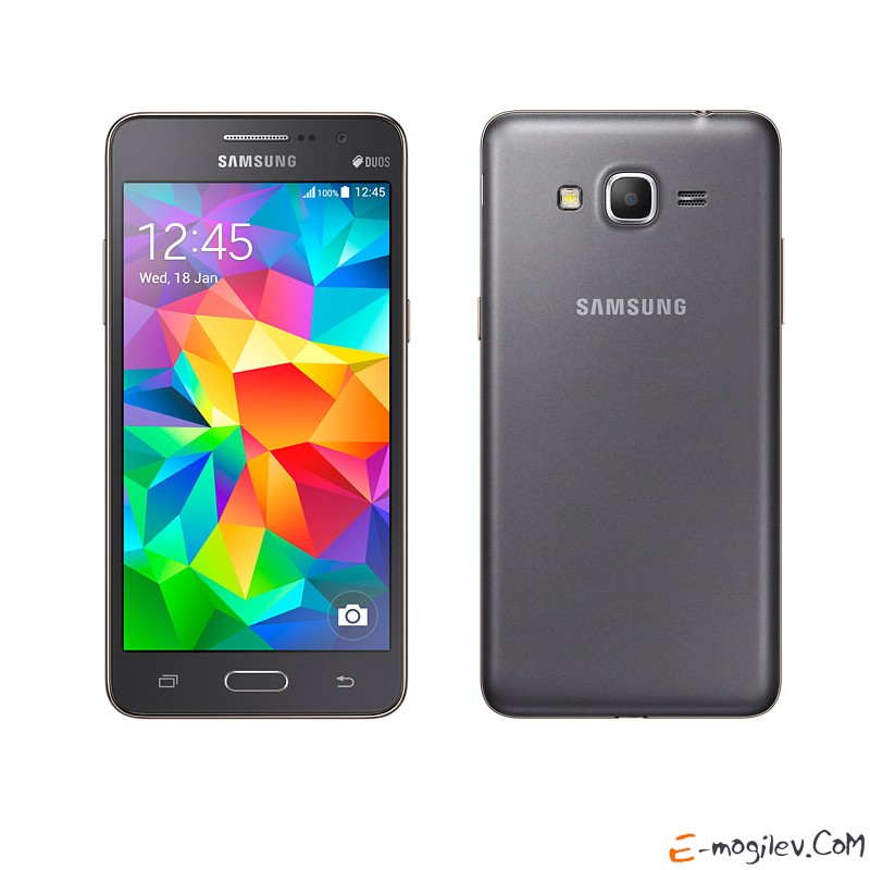 Samsung Galaxy Grand Prime SM-G531H Duos (Grey)