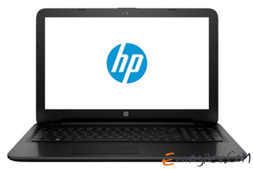 HP 15-ac005ur Celeron N3050/4Gb/500Gb/ DVD-RW/Intel HD Graphics/ 15.6/Free DOS/Black