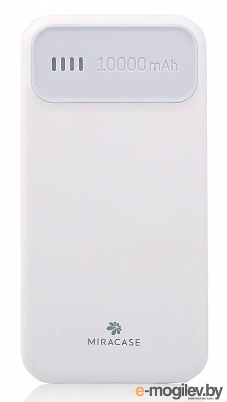 Miracase MACC871 10000mAh 2.1A серый/белый