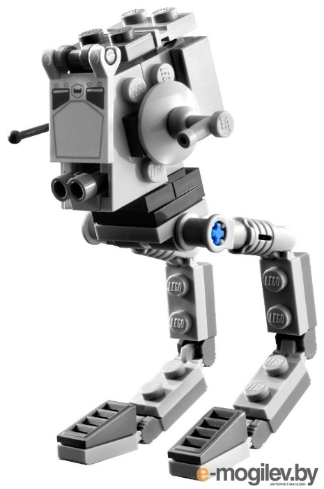 LEGO Star Wars 9679 AT-ST & Endor (AT-ST и планета Эндор)