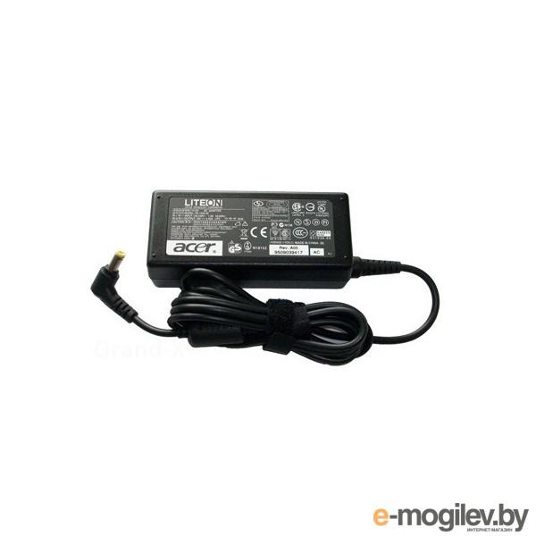 Зарядка для ноутбука Acer 65W, 3,42A, 19V (5,5x1,7мм)