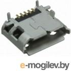 Разъем для планшета (JCK-MC009) microUSB 2.0 Jack063 (5pin)